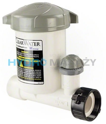 Waterway ClearWater Chlorinator CAG004-W